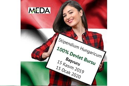 Stipendium Hungaricum Devlet Bursu